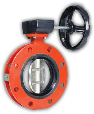 Resilient-Seated Butterfly Valves in USA