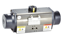 Rotary Actuator Single Acting