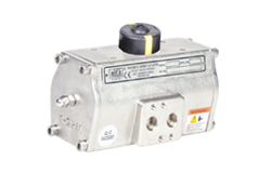 Rotary Actuator Stainless Steel