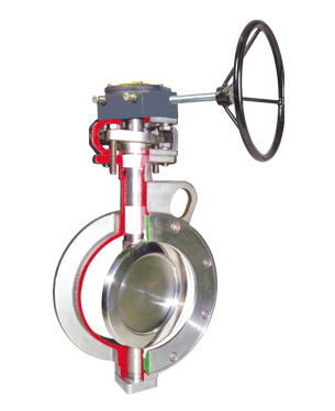 Metal Seated Butterfly Valves